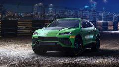 Lamborghini Urus ST-X concept: ecco la Urus per le competizioni - Immagine: 6
