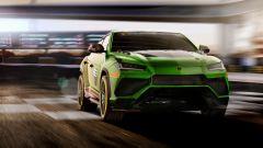 Lamborghini Urus ST-X concept: ecco la Urus per le competizioni - Immagine: 5