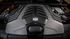 Lamborghini Urus ST-X: dettaglio del motore V8