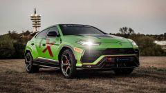 Lamborghini Urus ST-X: sarà più leggera
