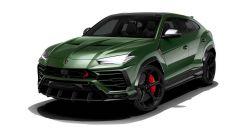 Lamborghini Urus TopCar Body Kit: aggressività Made in Russia  - Immagine: 1