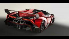 Lamborghini Veneno Roadster, nuove foto - Immagine: 4