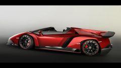 Lamborghini Veneno Roadster, nuove foto - Immagine: 5