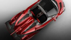 Lamborghini Veneno Roadster, nuove foto - Immagine: 6