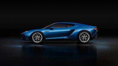 Lamborghini verso l'elettrificazione: la nuova supercar a zero emissioni potrebbe debuttare nel 2027