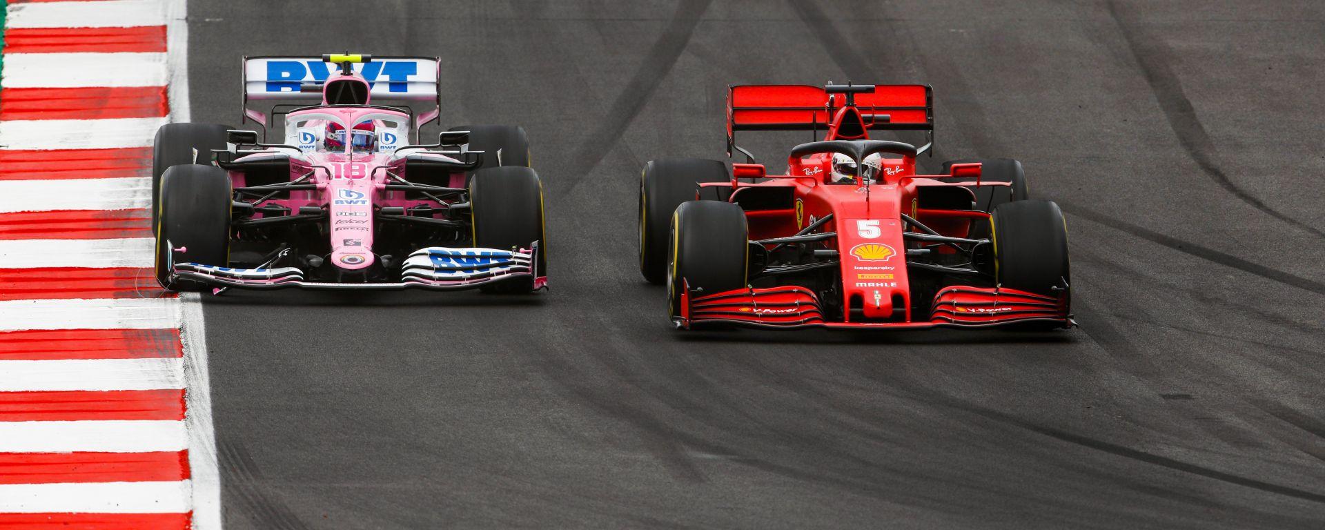 """Stroll: """"Non mi aspetto niente di speciale da Vettel"""""""