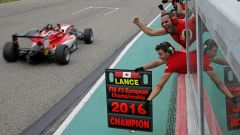 Lance Stroll - vittoria della F3 Euro Series (2016)