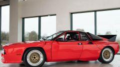 Lancia Rally 037 Gruppo B 1980 in vendita all'asta. La sua storia