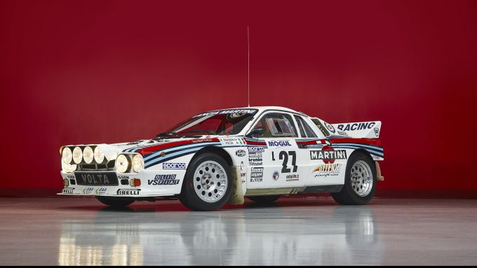 Lancia 037 Rally Evo