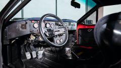 Lancia 037 Rally, gli interni