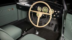 Lancia Aurelia B20GT, gli interni