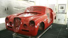 Lancia Aurelia B20GT, la seconda mano di vernice