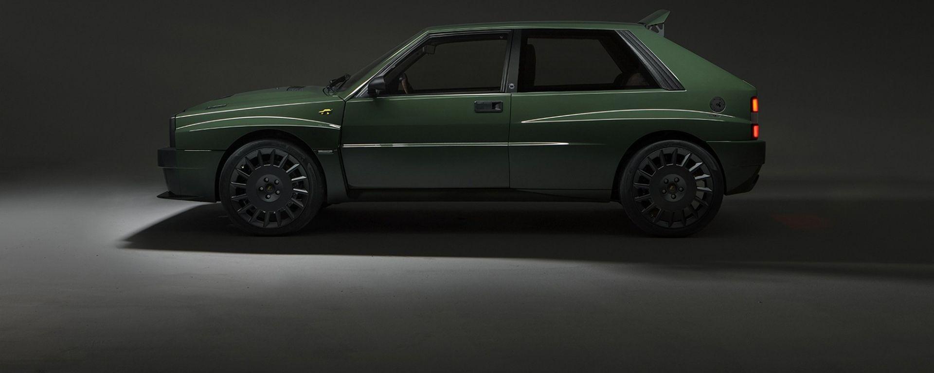 Lancia Delta Futurista, un progetto Automobili Amos