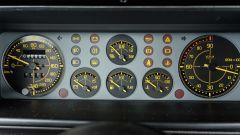 Lancia Delta HF Integrale Evoluzione II: il cruscotto
