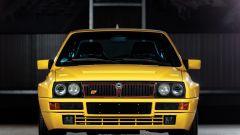 Lancia Delta HF Integrale Evoluzione II: il frontale