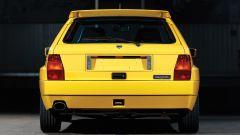 Lancia Delta HF Integrale Evoluzione II: il posteriore