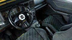 Lancia Delta HF Integrale Evoluzione II: l'abitacolo