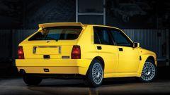 Lancia Delta HF Integrale Evoluzione II: vista 3/4 posteriore