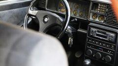 Lancia Delta HF Integrale Evoluzione, il posto guida