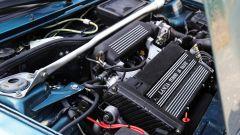 Lancia Delta HF Integrale Evoluzione, il vano motore