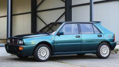 Lancia Delta HF Integrale Evoluzione, un esemplare all'asta da Sotheby's