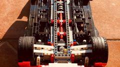 Lancia Delta Integrale 16v Lego MOC: il fondo