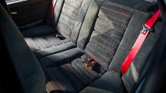 Lancia Delta Martini divanetto posteriore