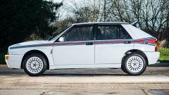 Lancia Delta Martini laterale