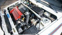 Lancia Delta Martini motore