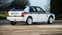 Lancia Delta Martini posteriore