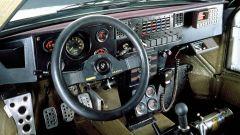 Lancia Delta S4 Gruppo B, gli interni