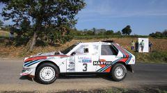 Lancia Delta S4 Rally: icona del Gruppo B