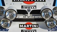 Lancia Delta S4 Rally: il caratteristico frontale