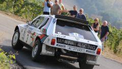 Lancia Delta S4 Rally in azione