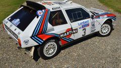 Lancia Delta S4 Rally: la telaio 207