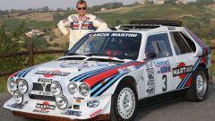 Lancia Delta S4 Rally: storica vettura del Gruppo B