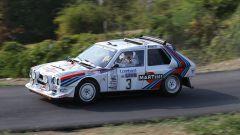 Lancia Delta S4 Rally telaio 207 ha partecipato al Campionato Europeo Rally