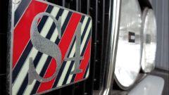 Lancia Delta S4 Stradale: dettaglio della calandra