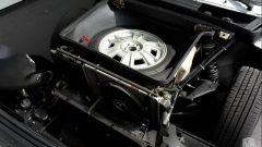 Lancia Delta S4 Stradale: dettaglio delle sospensioni anteriori