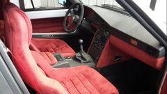 Lancia Delta S4 Stradale: gli interni
