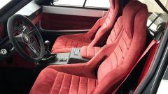 Lancia Delta S4 Stradale: il posto di guida