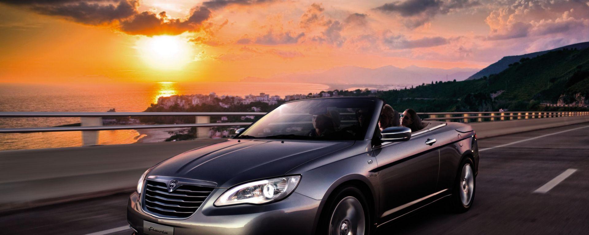 Lancia Flavia Cabrio: ecco il prezzo