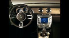 Lancia Fulvia Coupé concept, gli interni