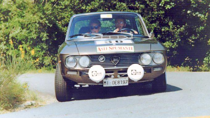 Lancia Fulvia HF (1971)