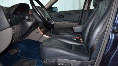 Lancia Kappa Limousine di Gianni Agnelli: aveva, su richiesta, anche il cambio automatico