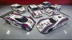 Sei Lancia Martini Racing. All'asta. Tutte assieme - Immagine: 1
