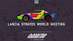 Lancia Stratos: al via il 66° raduno al Rally di Sanremo - Immagine: 2