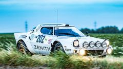 Lancia Stratos: al via il 66° raduno al Rally di Sanremo - Immagine: 6