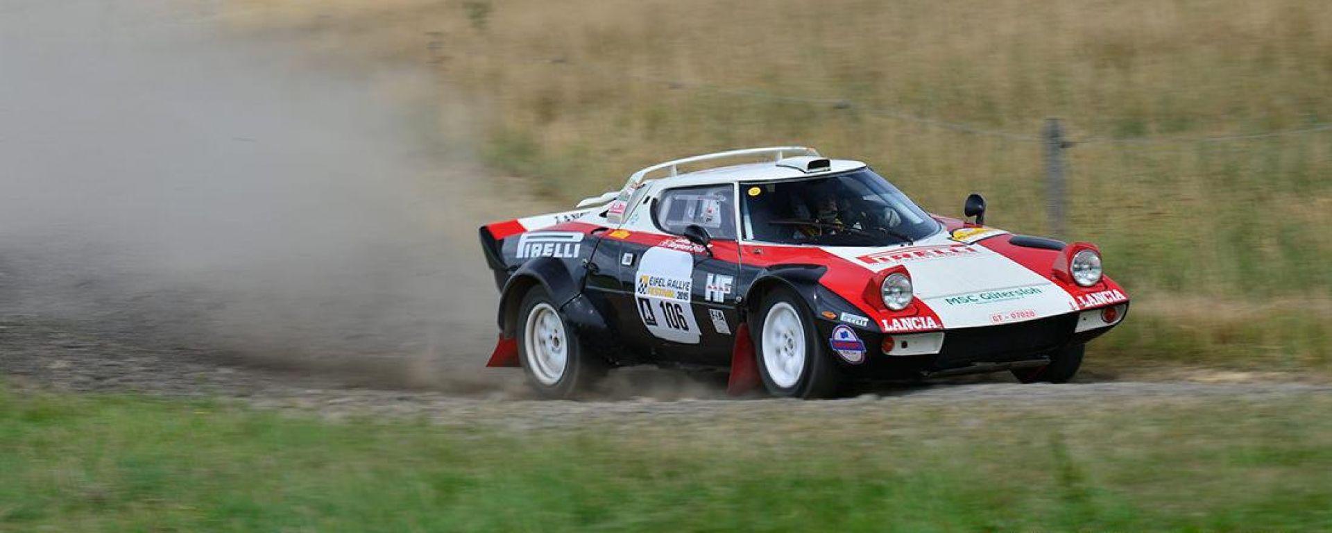 Lancia Stratos: al via il 66° raduno al Rally di Sanremo