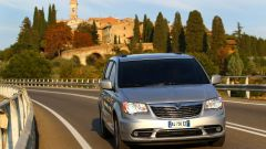 Lancia Voyager: prova e test in video - Immagine: 23